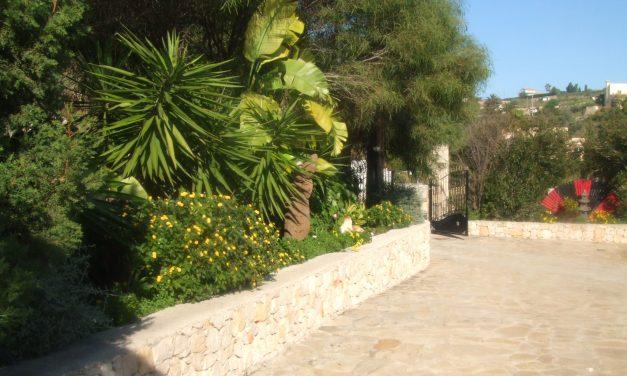 Spaans tuinieren